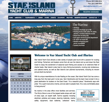 Star Island Yacht Club and Marina