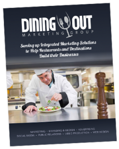 Dining Out Marketing Group Brochure